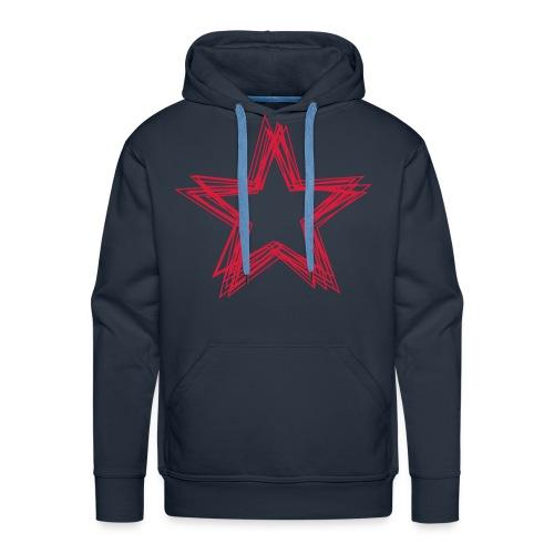 Red Star - Männer Premium Hoodie
