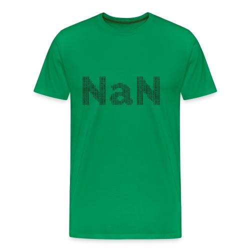 Not a Number - Männer Premium T-Shirt