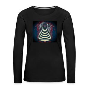 the singers - Women's Premium Longsleeve Shirt