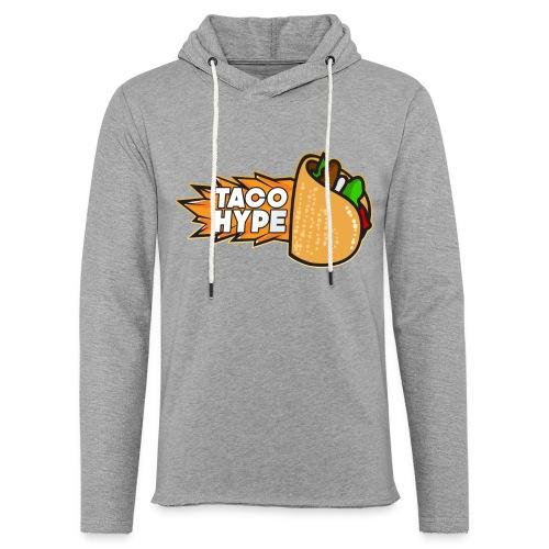Taco Hype T-Shirt Herr - Lätt luvtröja unisex