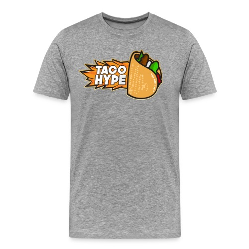 Taco Hype T-Shirt Herr - Premium-T-shirt herr