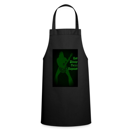 Eat Sleep Fuzz Repeat - Cooking Apron