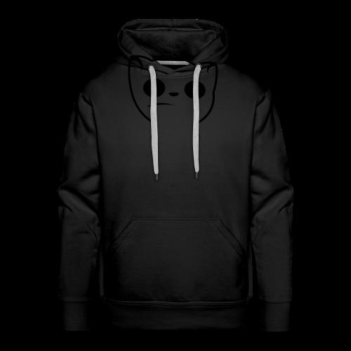 Hypnocat Grau - Männer - Männer Premium Hoodie