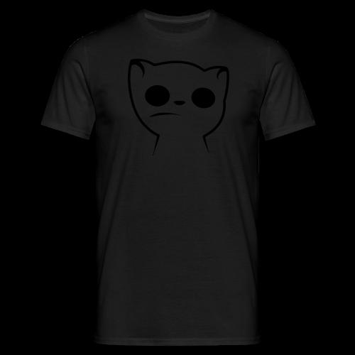 Hypnocat Grau - Männer - Männer T-Shirt