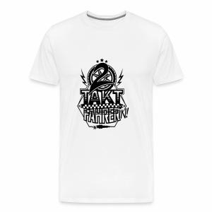 2-Takt-Fahrerin / Zweitaktfahrerin - Männer Premium T-Shirt