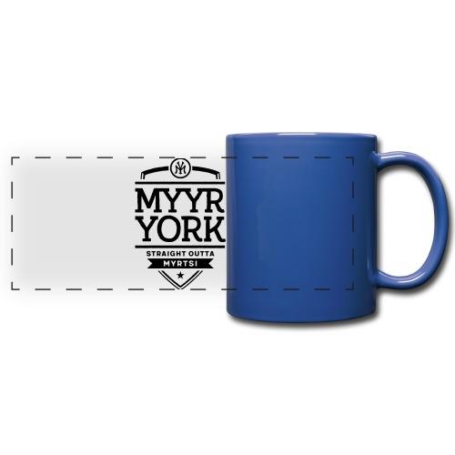 Myyr York - Straight Outta Myrtsi - Panoraamamuki värillinen