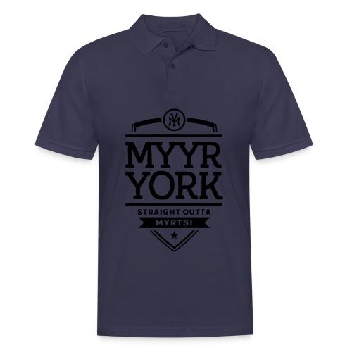 Myyr York - Straight Outta Myrtsi - Miesten pikeepaita