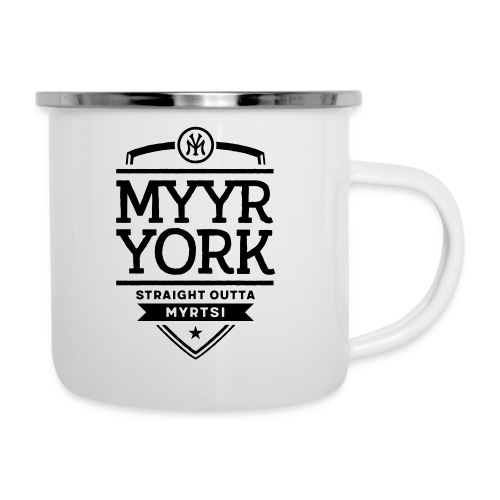 Myyr York - Straight Outta Myrtsi - Emalimuki