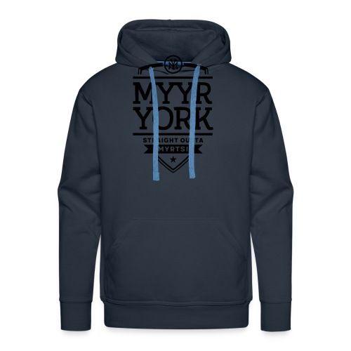 Myyr York - Straight Outta Myrtsi - Miesten premium-huppari
