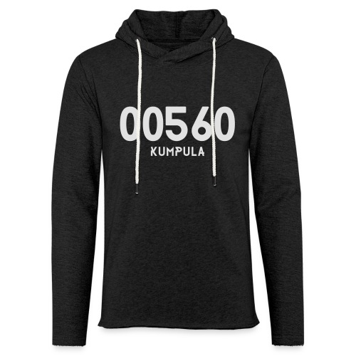 00560 KUMPULA - Kevyt unisex-huppari