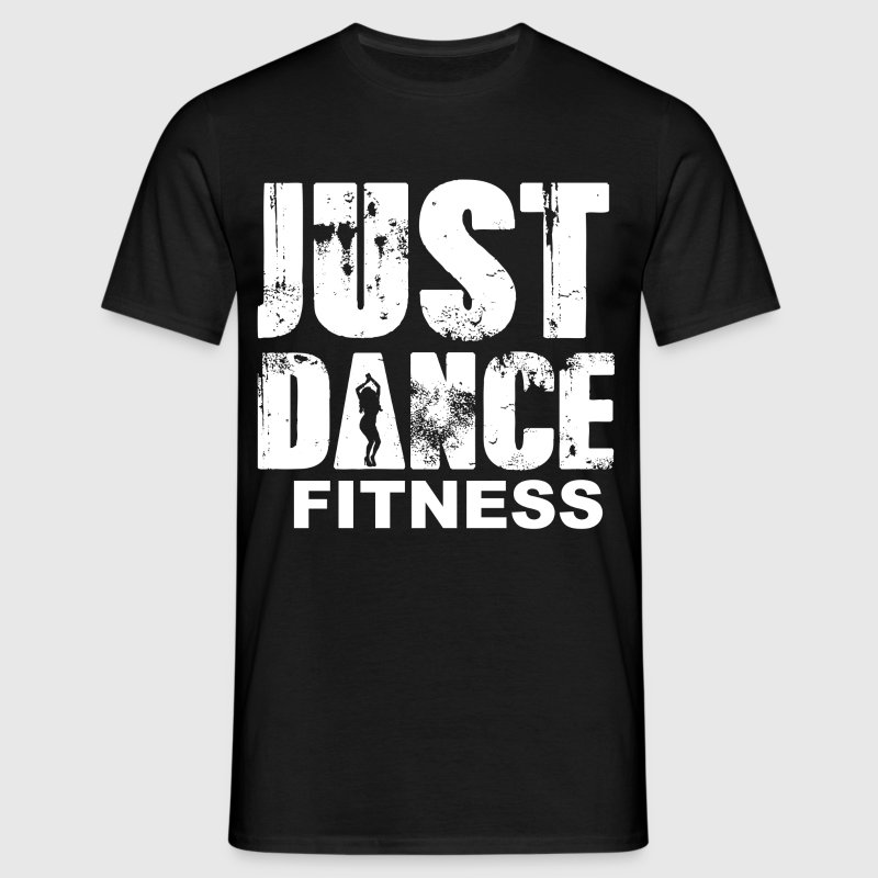 JUST DANCE Fitness T-Shirts - Men's T-Shirt