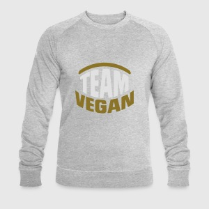 TEAM VEGAN! Sports wear - Men's Sweatshirt by Stanley & Stella