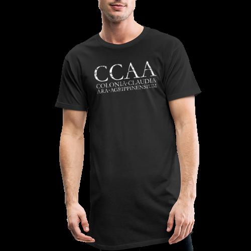 CCAA Colonia Claudia Ara Agrippinensium (Vintage Weiß) - Männer Urban Longshirt