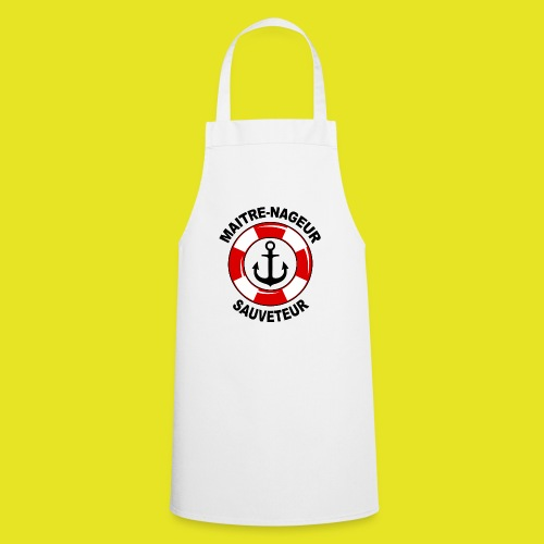 Badge Maître Nageur Sauveteur - Tablier de cuisine