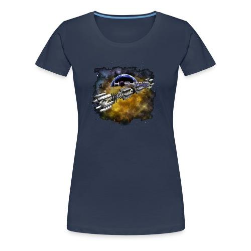 Iserlohn - T-shirt Premium Femme