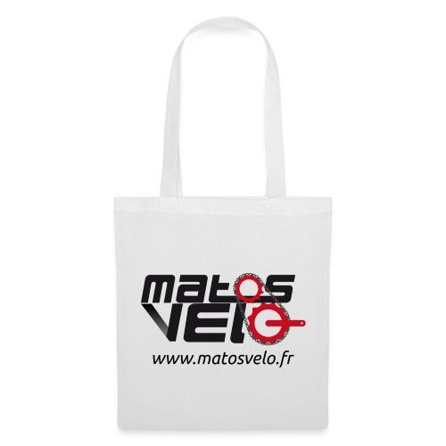 Tasse café Matos vélo - Tote Bag