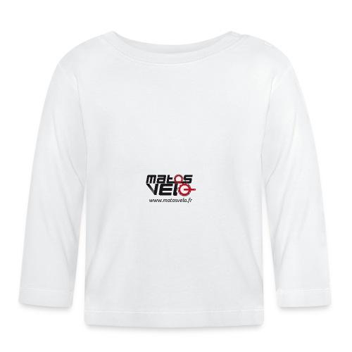 Tasse café Matos vélo - T-shirt manches longues Bébé