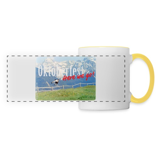 Oktoberfest – Here we go! - Panoramic Mug