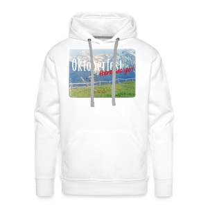 Oktoberfest – Here we go! - Men's Premium Hoodie