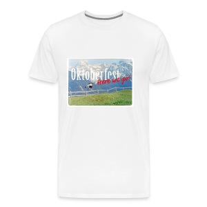 Oktoberfest – Here we go! - Men's Premium T-Shirt