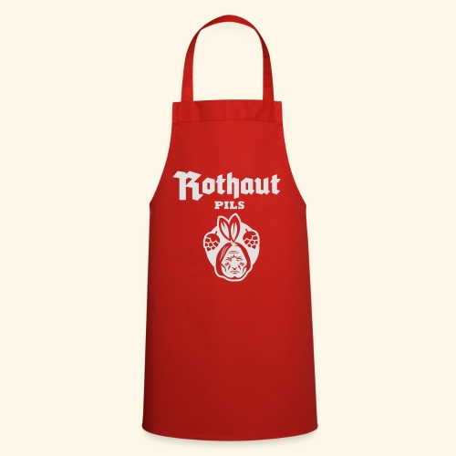 Rothaut Pils - Kochschürze