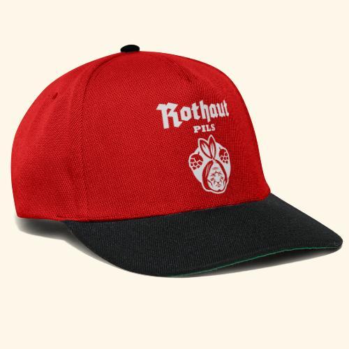 Rothaut Pils - Snapback Cap