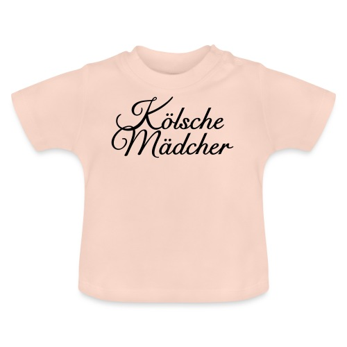 Kölsche Mädcher Classic (Weiß) Mädchen aus Köln - Baby T-Shirt