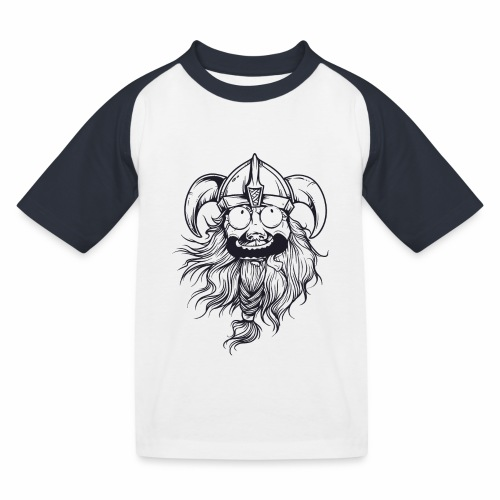 Viking - Kinder Baseball T-Shirt