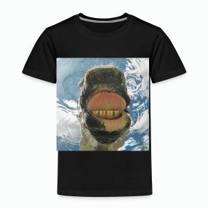 Drinkend Paard - Kinderen Premium T-shirt