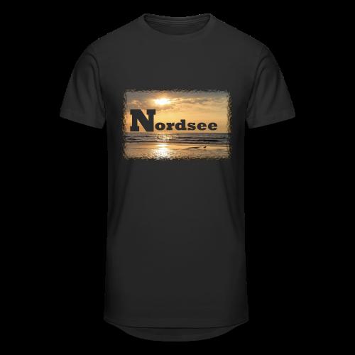 Nordsee - Männer Urban Longshirt