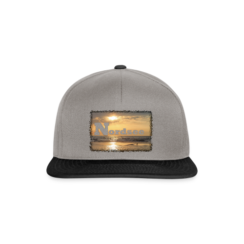 Nordsee - Snapback Cap