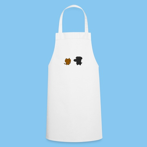 Doc and Gat T-Shirt - Cooking Apron