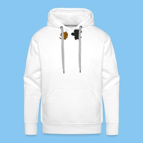 Doc and Gat T-Shirt - Men's Premium Hoodie