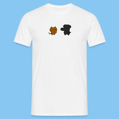 Doc and Gat T-Shirt - Men's T-Shirt