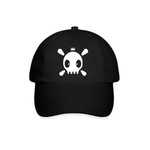 Henri the Skull top - Baseballkappe