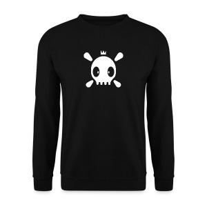 Henri the Skull top - Männer Pullover