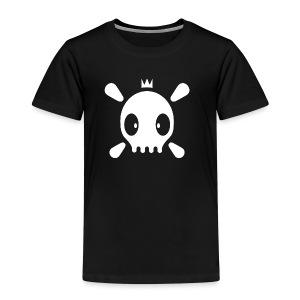 Henri the Skull top - Kinder Premium T-Shirt