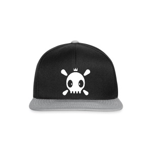 Henri the Skull top - Snapback Cap