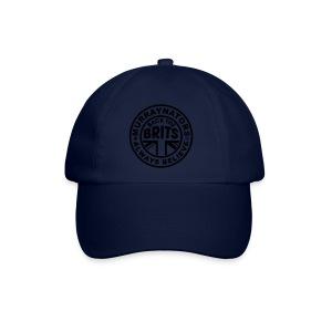 Back The Brits. Mens T. Blue. Large Sizes. - Baseball Cap