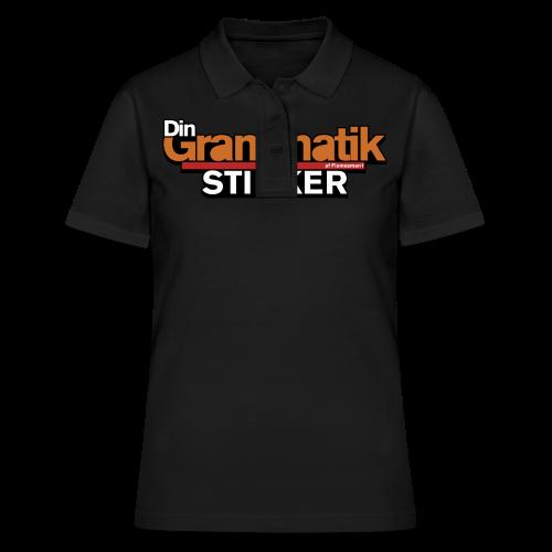 Din Grammatik Stinker (unisex) - Women's Polo Shirt