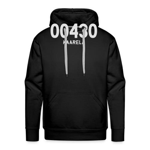 00430 KAARELA - Miesten premium-huppari