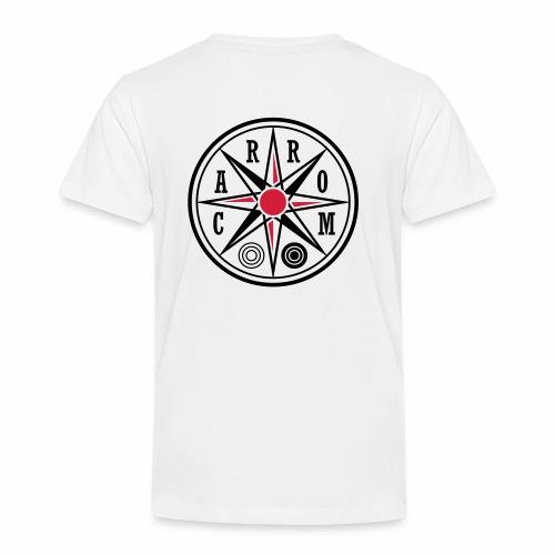 Carrom-Bio-Stoffbeutel-Ca03 - Kinder Premium T-Shirt