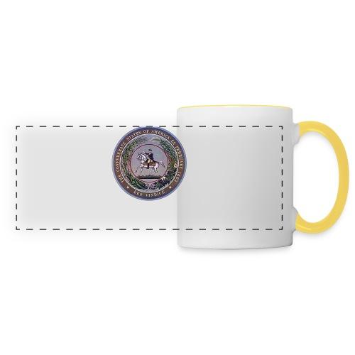 Panoramatasse - CSA State Seal