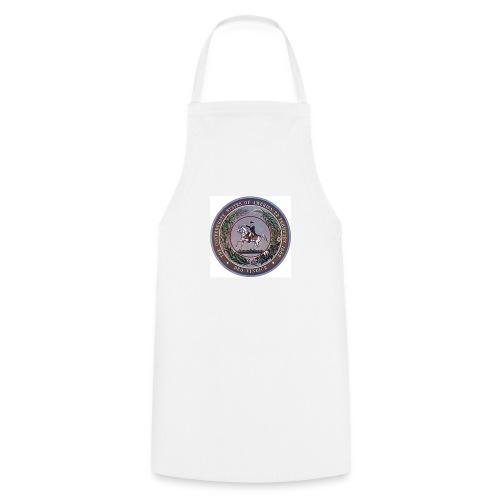 Kochschürze - CSA State Seal
