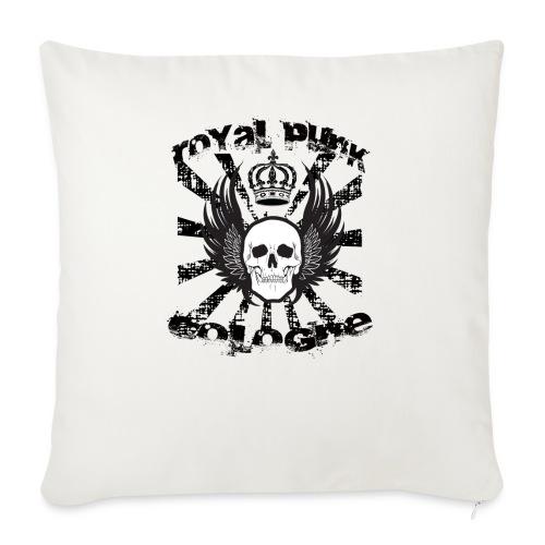 Royal Punk Cologne - Sofakissenbezug 44 x 44 cm