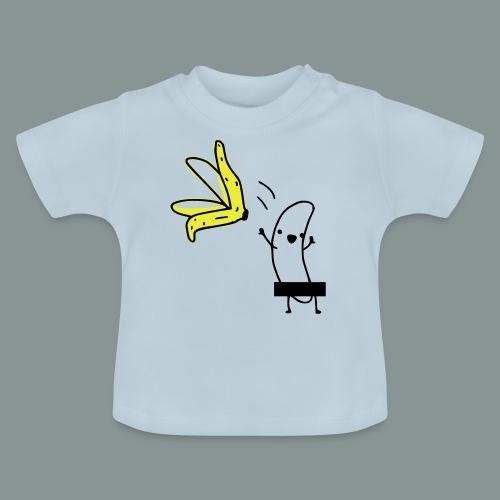 naked banana cap - Baby T-shirt