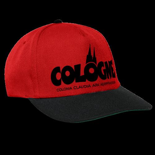 Cologne Colonia Claudia Ara Agrippinensium (Schwarz) Köln Römisch - Snapback Cap