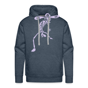 T-Shirt CALAVERA - Männer Premium Hoodie