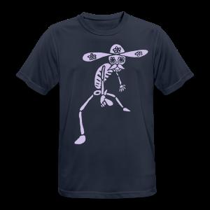 T-Shirt CALAVERA - Männer T-Shirt atmungsaktiv