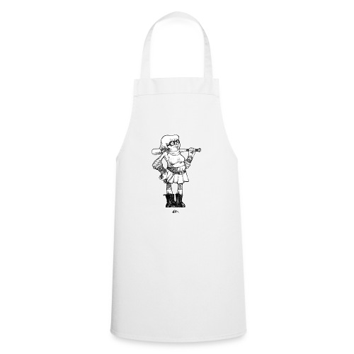 Velma was a punk - Tablier de cuisine